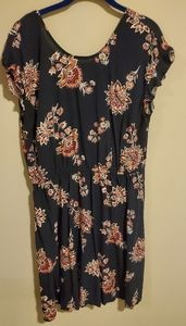 Old Navy Floral Paisley Dress